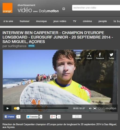 BenoitCarpentier-Video-Streming-Orange.Fr-20sept2014