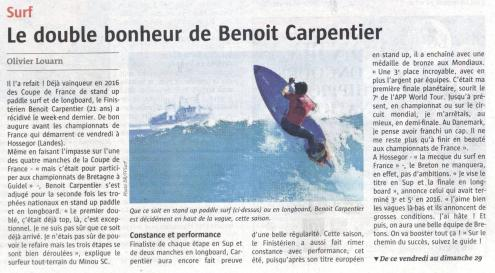 ®Benoit-CARPENTIER-Parution-Page-Sports-20oct2017©-LeTelegramme