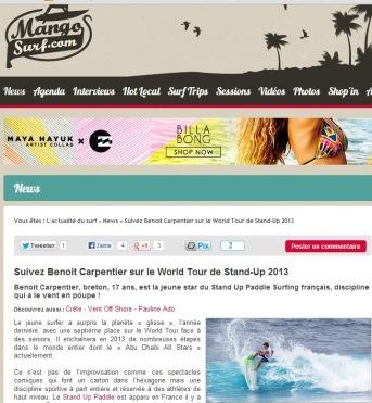 Mango Surf 7avril