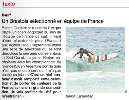 Ouest France 0508 2014