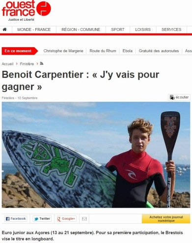 ®Benoit-CARPENTIER-Parution_10sept14©OuestFrance