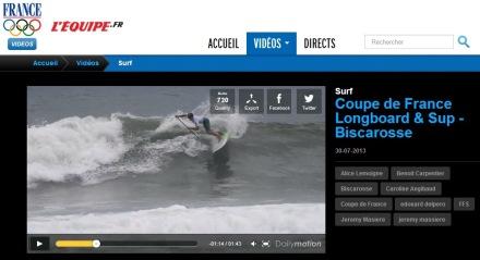 Sportvideo.LEquipe.fr 30juillet
