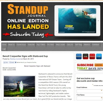 StandUp Journal 26mars
