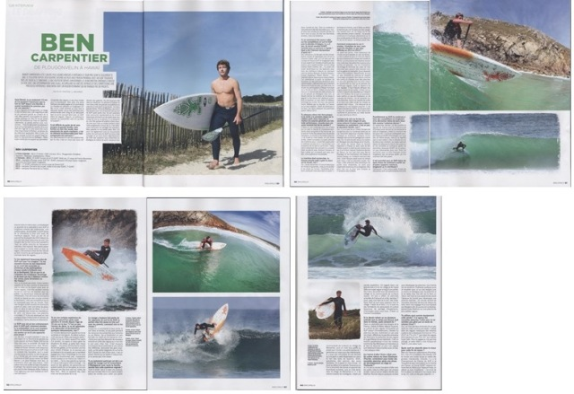 ®Benoit-CARPENTIER-Parution-PORTRAIT_SUP-StandUpPaddleMagazine#28©SUPmag