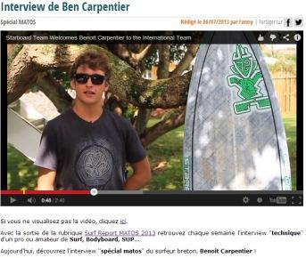 Surf Report 6juillet