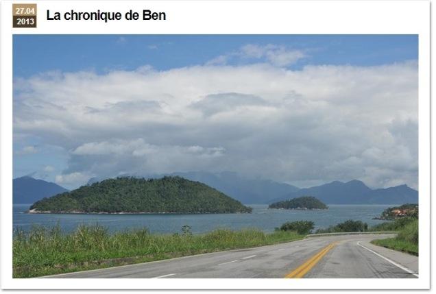 Brésil - Chronique 27 avril 2014