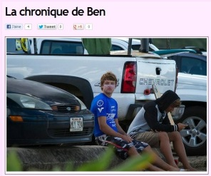 Chronique Hawaii 17fév