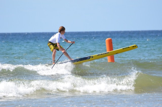 Beach race North Point, photo Fam Carpentier