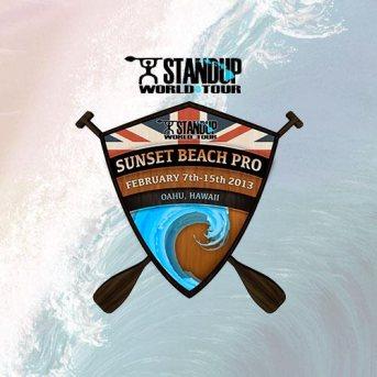 Logo Sunset beach pro