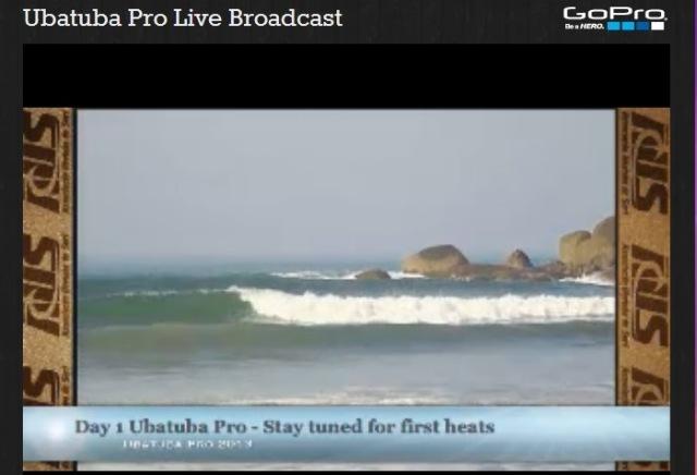 live ubatuba pro
