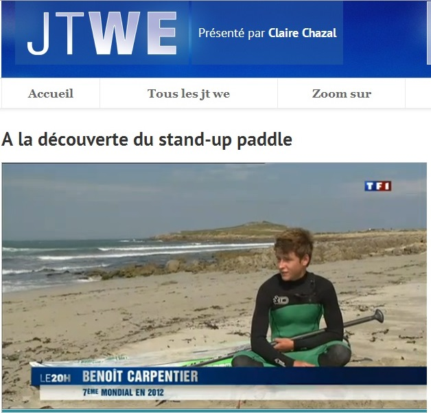 JT week end TF1 8