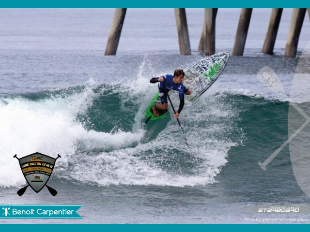 -®Benoit-CARPENTIER-SUP-2013-HUNTINGTON-BEACH-PRO-1©-Harry-Wievel/Waterman-League