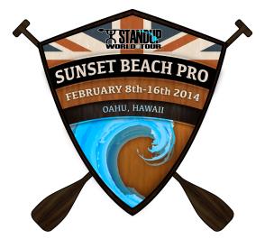 Sunset beach pro 2014