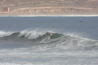 Mathieu Carpentier Surf Stand Up Paddle - Maroc - 2014 - photo n°1