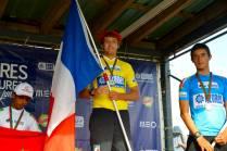 ®Benoit-CARPENTIER-longboard-2014-EUROSURF-Junior-ACORES-podium©FFS