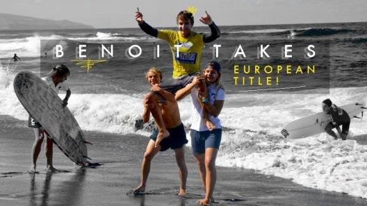 ®Benoit-CARPENTIER-longboard-2014-EUROSURF-Junior-ACORES-victoire©FFS/graphie_Starboard