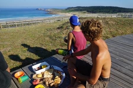 ®Benoit-CARPENTIER-SUP-2014-GALICIA-desayuno©ChristelleCarpentier