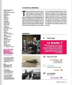 ®Benoit-CARPENTIER-Parution-mars2018©-SILLAGE#2017-Sommaire