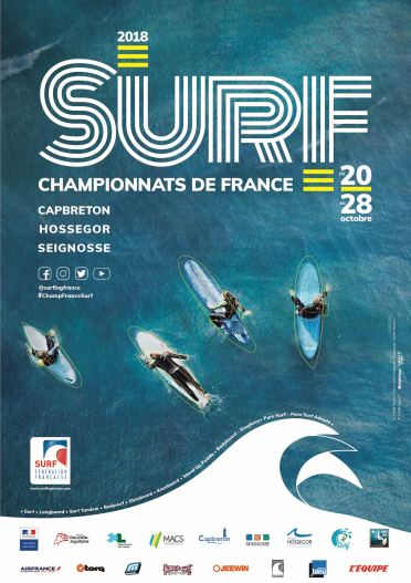 ®Benoit-CARPENTIER-HOSSEGOR-AFFICHE-Championnats-de-France-2018-SUPsurf-©-FFS