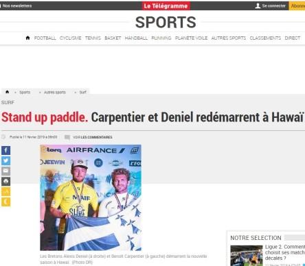 ®Benoit-CARPENTIER-Parution-PageSports-11fev019 ©-LeTelegramme