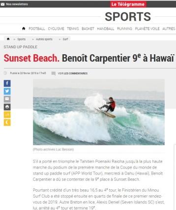®Benoit-CARPENTIER-Parution-PageSports-21fev019 ©-LeTelegramme