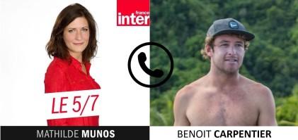 ®Benoit-CARPENTIER-Le-5-7-MathildeMunos-23mai019-©-FranceInter