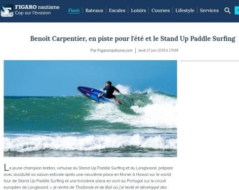 ®Benoit-CARPENTIER-Parution-27juin019 ©-Le-Figaro-Nautisme